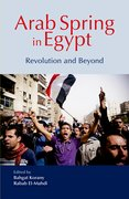 Cover for The Arab Spring in Egypt