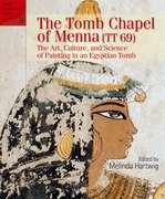 Cover for The Tomb Chapel of Menna (TT 69)