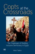 Cover for Copts at the Crossroads