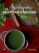 Cover for Authentic Egyptian Cooking