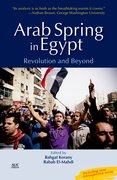 Cover for Arab Spring in Egypt