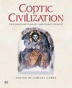 Cover for Coptic Civilization