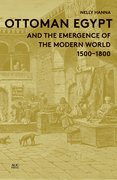 Cover for Ottoman Egypt and the Emergence of the Modern World