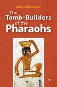 Cover for The Tomb-Builders of the Pharaohs - 9789774167461