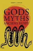 Cover for Gods and Myths of Ancient Egypt - 9789774167485