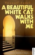 Cover for A Beautiful White Cat Walks with Me