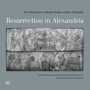 Cover for Resurrection in Alexandria