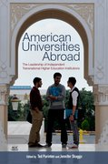Cover for American Universities Abroad