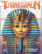 Cover for Tutankhamun