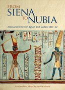 Cover for From Siena to Nubia