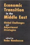Cover for Economic Transition  in the Middle East