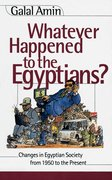 Cover for Whatever Happened to the Egyptians?