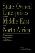 Cover for State Owned Enterprises in the Middle East and North Africa