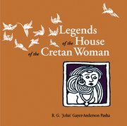 Cover for Legends of the  House of The Cretan Woman