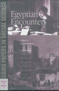 Cover for Egyptian Encounters