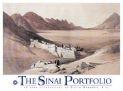 Cover for Sinai Portfolio