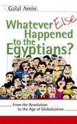 Cover for Whatever Else Happened to the Egyptians?