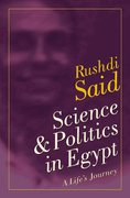 Cover for Science & Politics in Egypt