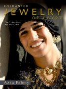 Cover for Enchanted Jewelry of Egypt