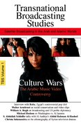 Cover for Culture Wars:  The Arabic Music Video Controversy
