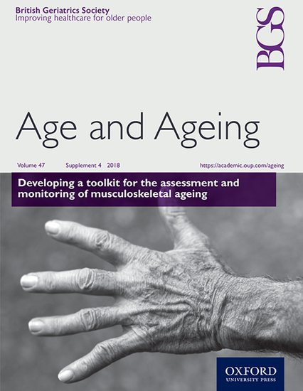 age and ageing impact factor
