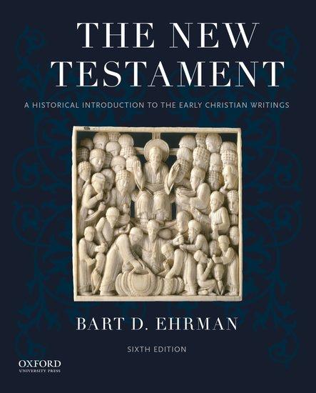 The new testament bart d ehrman oxford university press fandeluxe Choice Image