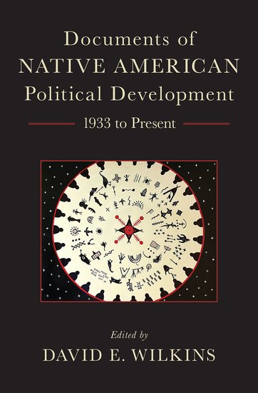 Documents of Native American Political Development