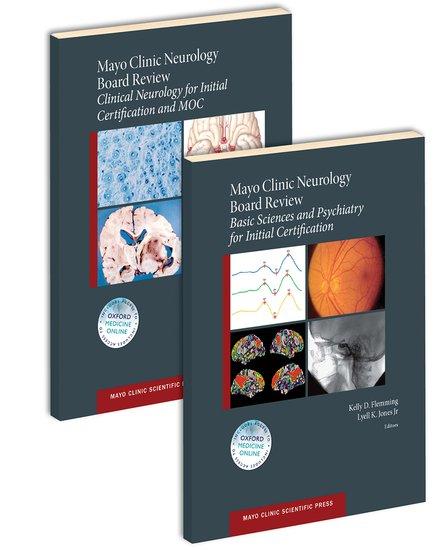Mayo Clinic Neurology Board Review (SET)