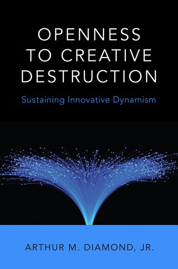 Openness to Creative Destruction - Paperback - Arthur M