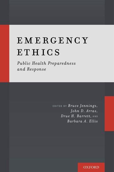 Ethics of emergencies