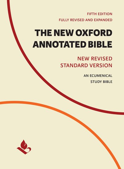 Bibles oxford university press cover for the new oxford annotated bible 9780190276041 fandeluxe Images