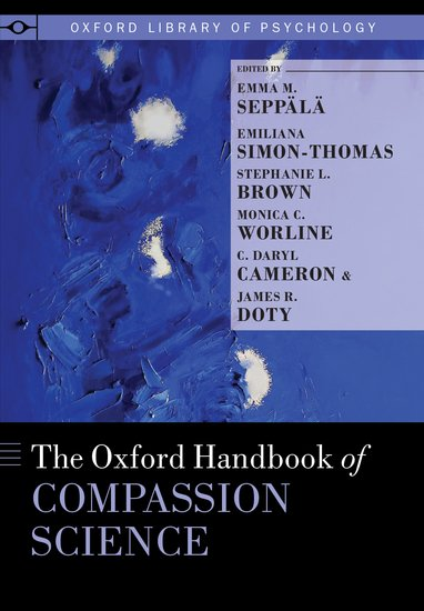 Image result for The Oxford Handbook of Compassion Science (2017)