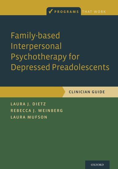 Family-based Interpersonal Psychotherapy for Depressed Preadolescents