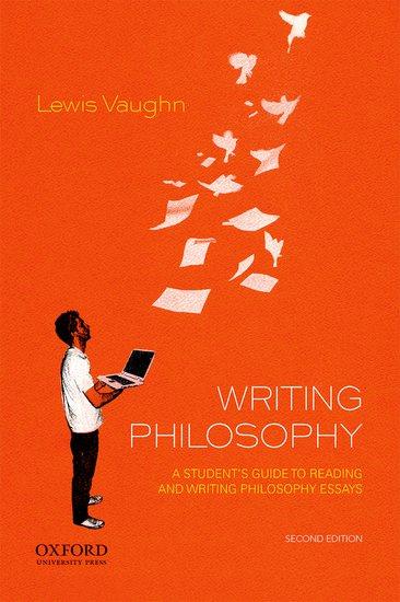 Writing Philosophy  Paperback  Lewis Vaughn  Oxford University Press