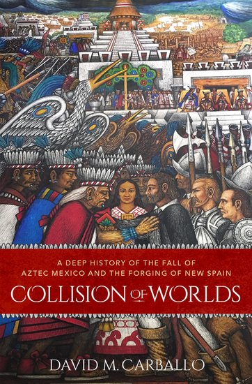 Cover of Collision of Worlds