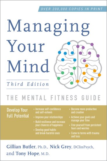Butler, Grey & Hope: Managing Your Mind (3rd edition)