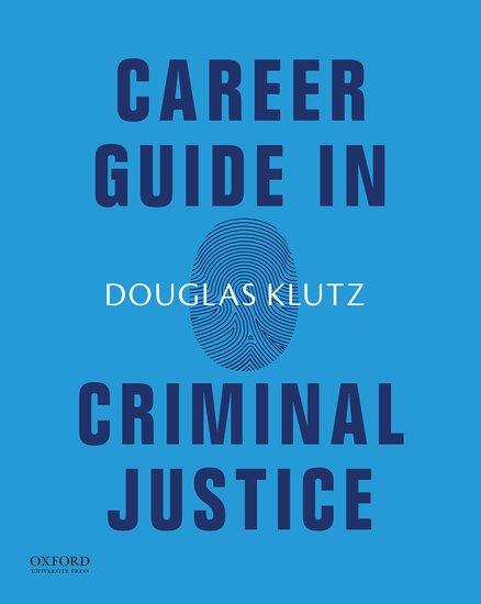 Career Guide In Criminal Justice