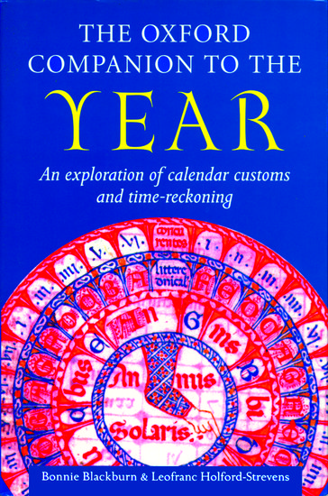 The Oxford Companion To Year