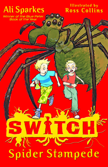 SWITCH:Spider Stampede