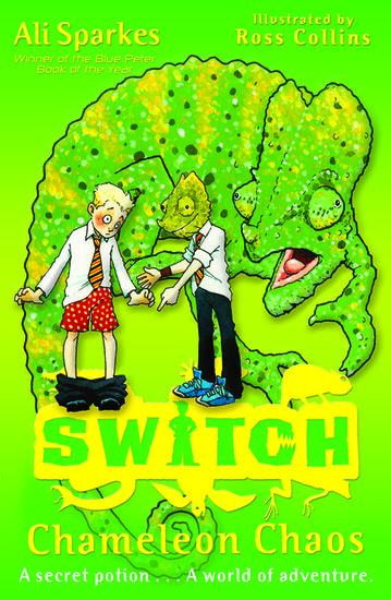S.W.I.T.C.H 8:Chameleon Chaos