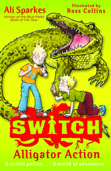 S.W.I.T.C.H 12: Alligator Action