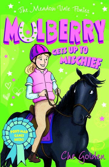 The Meadow Vale Ponies: Mulberry Gets up to Mischief