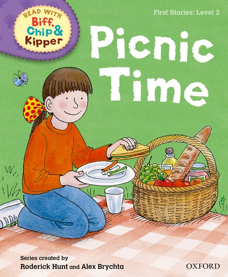 Oxford Reading Tree Read with Biff, Chip and Kipper: First Stories: Level 2. Picnic Time