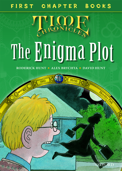 Oxford Reading Tree Read with Biff, Chip and Kipper: Level 12 First Chapter Books. The Enigma Plot