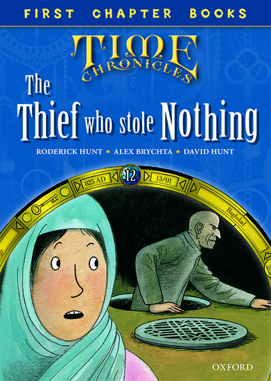 Oxford Reading Tree Read with Biff, Chip and Kipper: Level 12 First Chapter Books. The Thief Who Stole Nothing