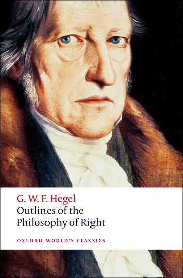 Hegel ethical life thesis