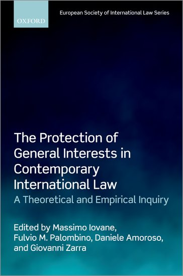 The Protection of General Interests in Contemporary International Law