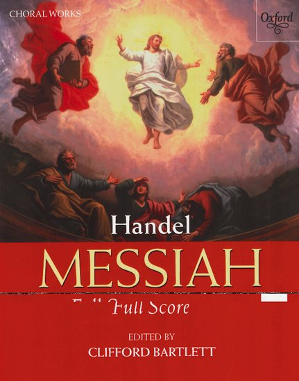 Messiah 2nd violin part image
