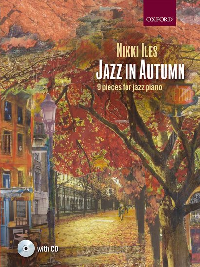 Jazz In Autumn (Piano/Cd) Piano Albums