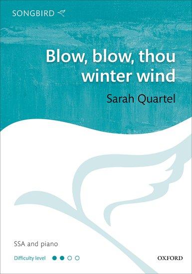 Blow, blow thou winter wind image